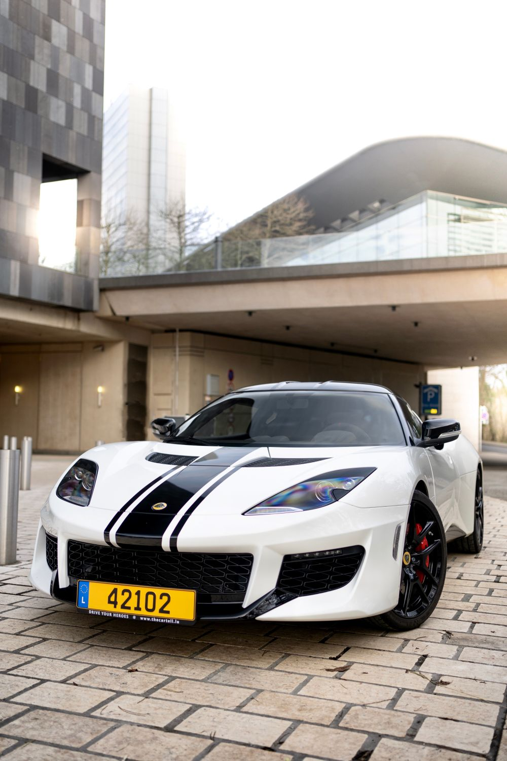 Ellie - Lotus Evora 400