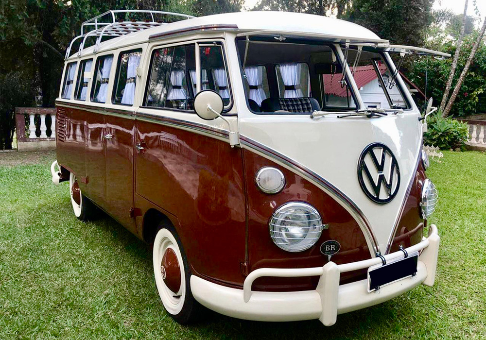 Classic Volkswagen T1 Bus | Maya | The Car'tell Members Only