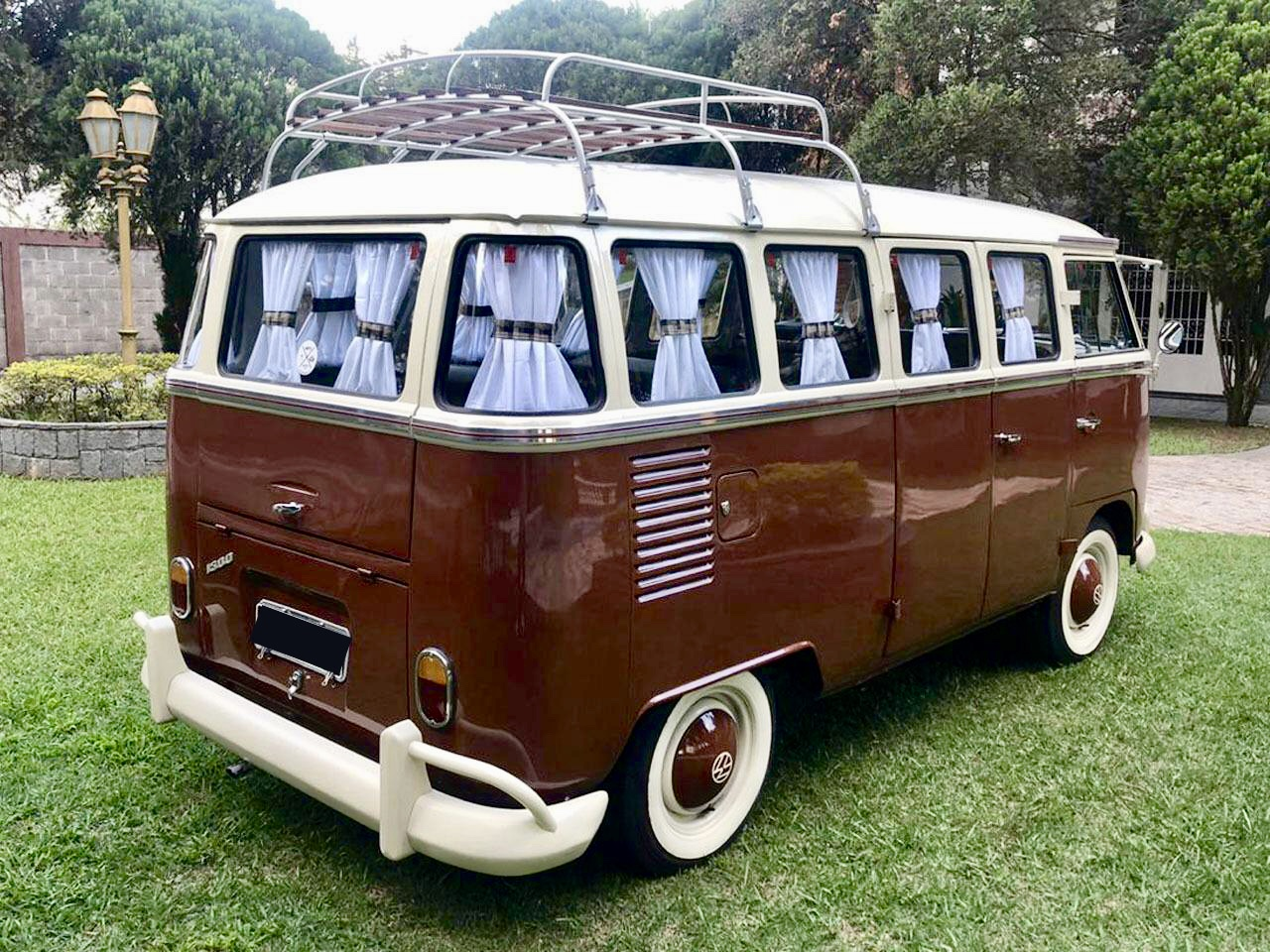 Classic Volkswagen T1 Bus |Maya |The Car'tell Members Only